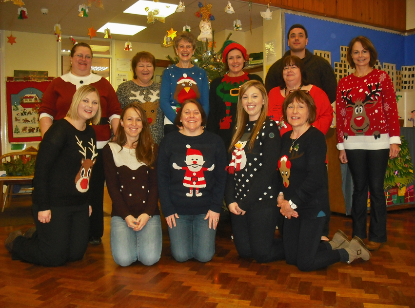 Christmas Jumpers 4Joy